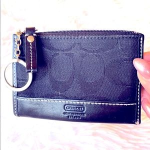 COACH Card & Coin Holder